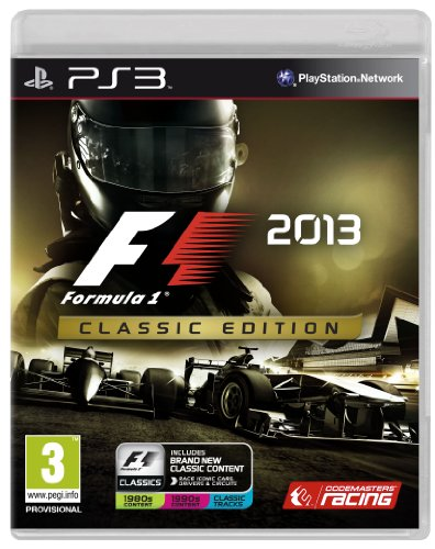 F1 2013 Classic Edition (Playstation 3) [UK IMPORT]