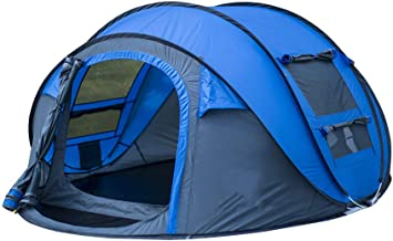 instant pop up tent 4 person