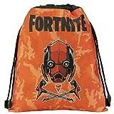 Mochila con cordón/bolsa compatible con Fortnite.