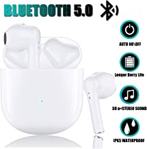 Wireless Earbuds Bluetooth 5.0 Headphones,Earbuds with...