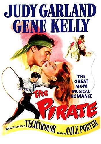 The Pirate - Judy Garland & Gene Kelly [DVD] [1948]