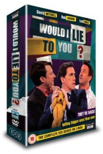 Preisvergleich Produktbild Would I Lie To You - Series 5 [DVD] [2011] [UK Import]