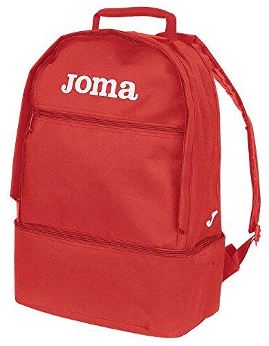 Joma - Mochila Estadio Rojo Pack 5 u.