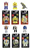 Limited Edition Transformers 2.5' Mini Figures - Optimus Prime, Bumblebee, Grimlock, Starscream, Megatron & Soundwave Set of All 6