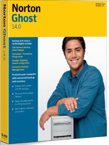 Norton Ghost 14.0 (PC) [Import UK]