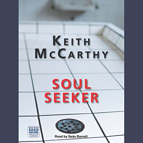 Soul Seeker audiobook cover art