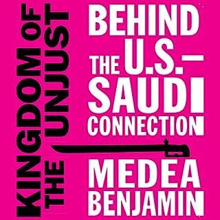Kingdom of the Unjust audiobook cover art