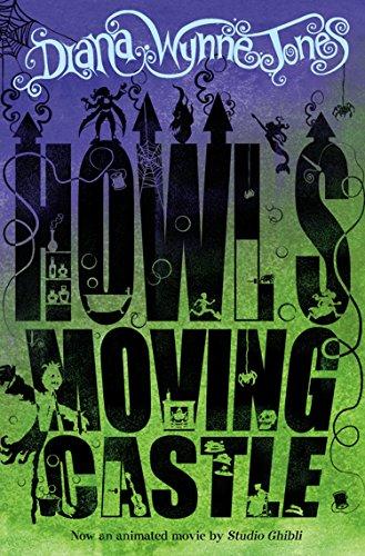 Howl's Moving Castle (English Edition) eBook: Jones, Diana Wynne ...