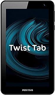 "Tablet Positivo Twist Tab T770 16GB WiFi 7"" - Cinza"