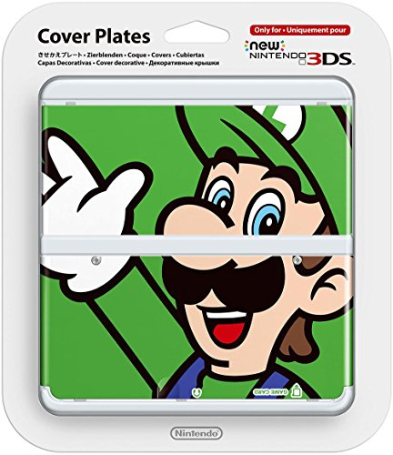 Nintendo - Cubierta Luigi (New Nintendo 3Ds)