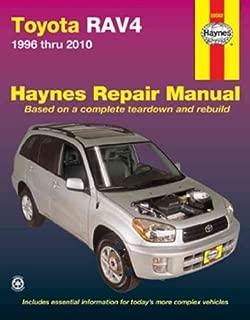 Toyota RAV4: 1996 thru 2010 (Haynes Repair Manual)