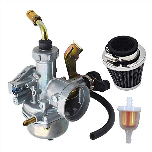 Autoparts New Carburetor for Kawasaki KLX110 KLX 110 Carb Cable Choke 2002-2013