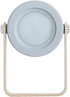 Diaod Lampe de Lanterne Rechargeable Réglable Flash Night Light avec Design Pliable Lampe de Bureau à LED dimmable pour la...