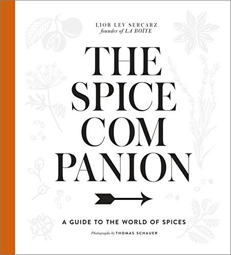 Image of The Spice Companion: A Guide to the World of Spices: A Cookbook