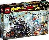 LEGO 80007 Monkie Kid Torino di ferro corazzato .