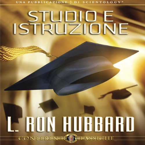 Studio e Istruzione [Study and Education] audiobook cover art