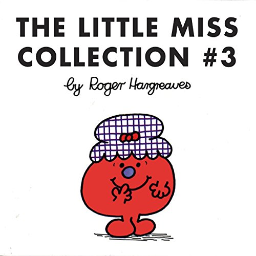 The Little Miss Collection 3 audiobook cover art