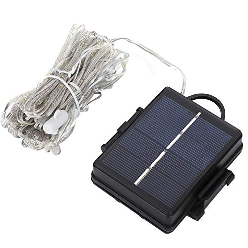 KUIDAMOS Umbrella Pole Solar Light, 104pcs, Pole Light, String Lights, for Beach Deck Tents for Garden