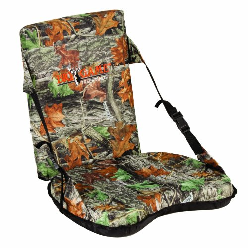 Big Game Treestands The Complete Seat, Black, One Size