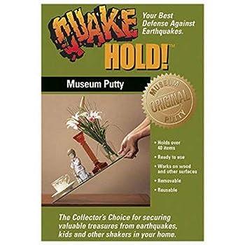 quake hold earthquake putty
