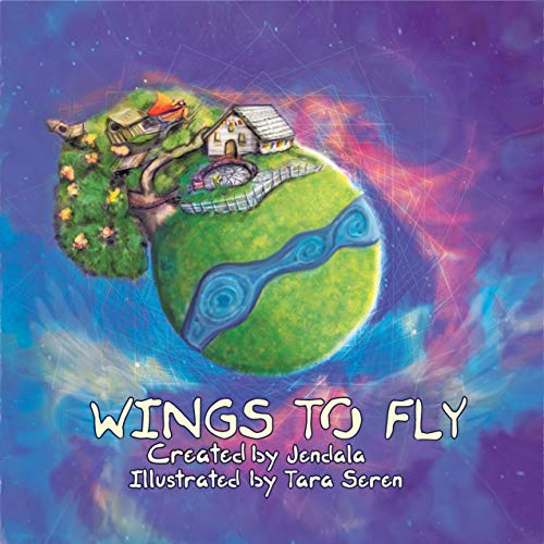 Wings To Fly (Scooter the Loquatian Book 1) (English Edition)