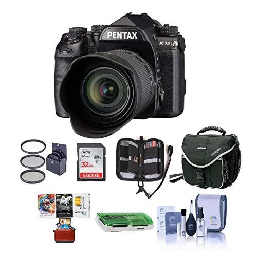 Pentax K-1 Mark II Digital SLR with HD D FA L...