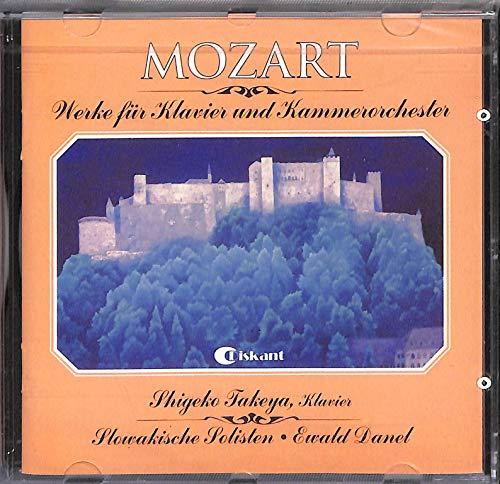 Mozart: Werke für Klavier und Kammerorchester