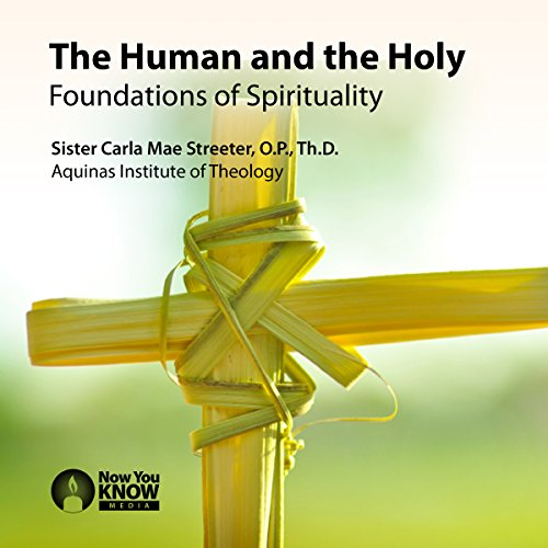 Foundations of Spirituality audiobook cover art