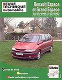 E.T.A.I - Revue Technique Automobile 603.2 - RENAULT ESPACE III - 1996 à 2002
