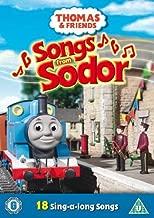 songs from sodor dvd
