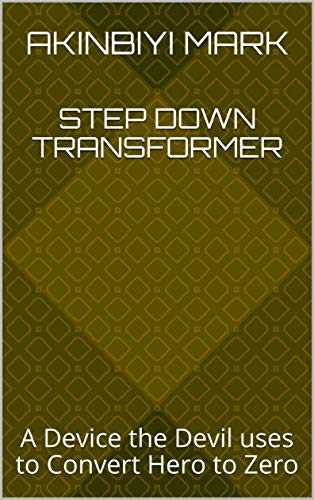 Step Down Transformer: A Device the Devil uses to Convert Hero to Zero (English Edition)