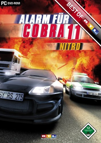 Alarm für Cobra 11 Nitro
