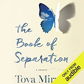 The Book of Separation audiobook cover art