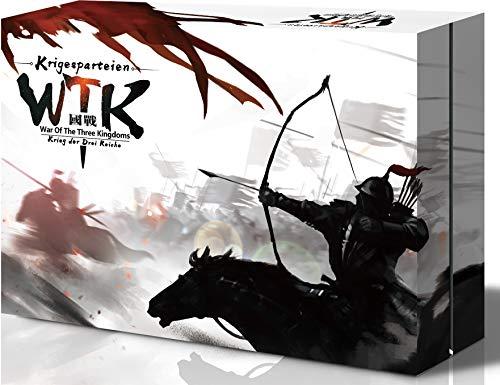 YOKA GAMES Brettspiele Krieg der DREI Reiche Kriegsparteien Board Game Card Game Chinese History