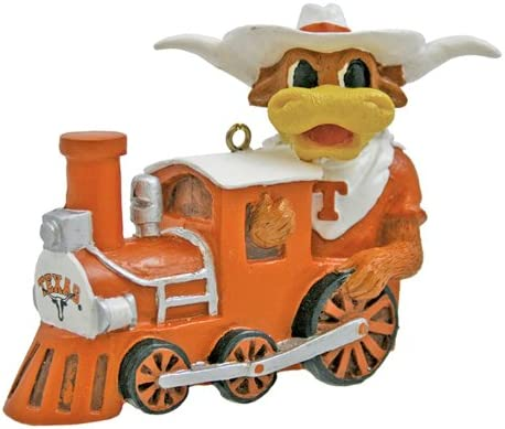 NCAA Texas Longhorns Mascot Train Ornament product image