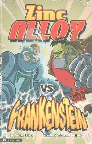 Zinc Alloy Vs Frankenstein (Graphic Sparks: Zinc Alloy)