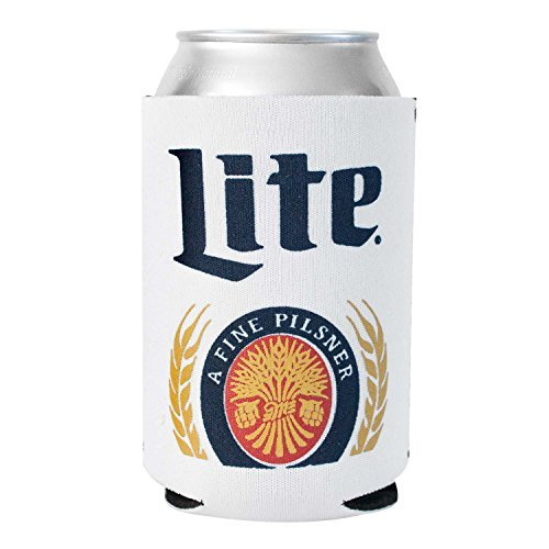 Miller Lite - Aislador para latas