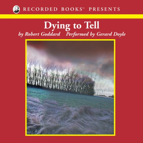 Dying To Tell cover art
