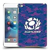 Head Case Designs sous Licence Officielle Scotland Rugby Camouflage Logo 2 Coque Dure pour...