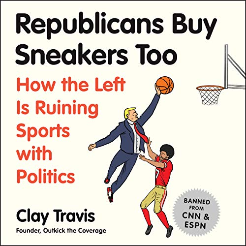 Republicans Buy Sneakers, Too audiobook cover art