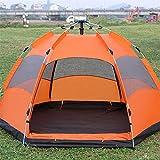 DLSMB-SP Outdoor Zelt Pop-Up-Zelt Outdoor Camping Zelt Spielhaus 5-8 Personen sofort großes Zelt...