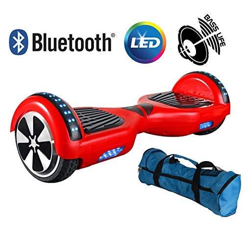 Volver eléctrico Patinete Monociclo eléctrico Overboard, balance Scooter...