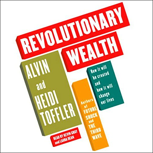 Revolutionary Wealth audiobook cover art