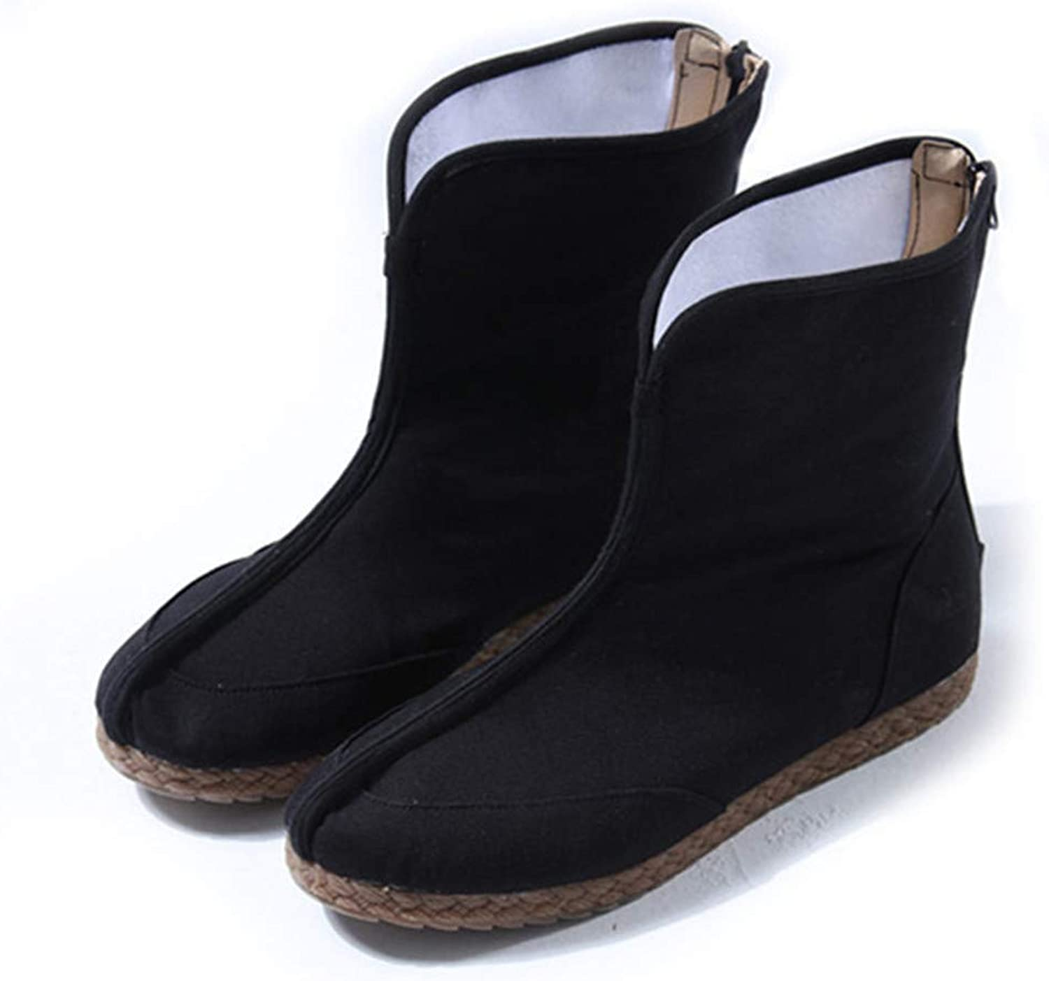 CAI&HONG-Domestics GCH Warm men's boots, autumn and winter, middle tube, comfortable