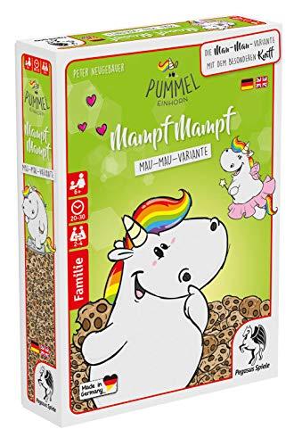 Pegasus Spiele 18204G - Pummeleinhorn Spiel: Mampf Mampf