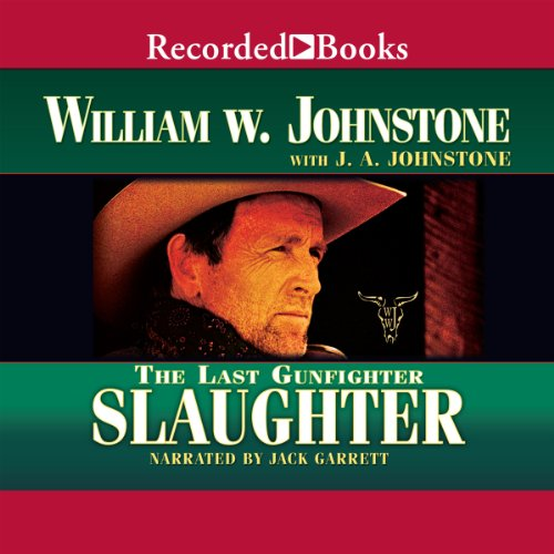 Slaughter: The Last Gunfighter cover art