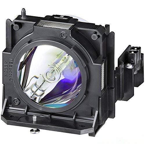 CJD ET-LAD70/ET-LAD70W/ET-LAD70AW Replacement Projector Lamp with housing for Panasonic PT-DW750,PT-DX820,PT-DZ780