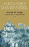 Journal de voyage, tome 2 - Lettres à son mari (14 janvier 1918 - 31 décembre 1940)