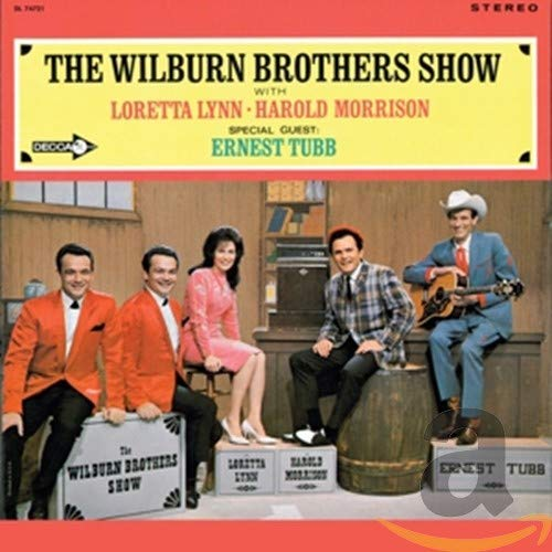 Price comparison product image The Wilburn Brothers Show