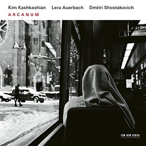 Kim Kashkashian & Lera Auerbach
